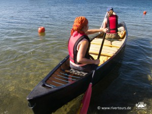 Kanukurs Isar - Ammersee Rivertours in Bayern
